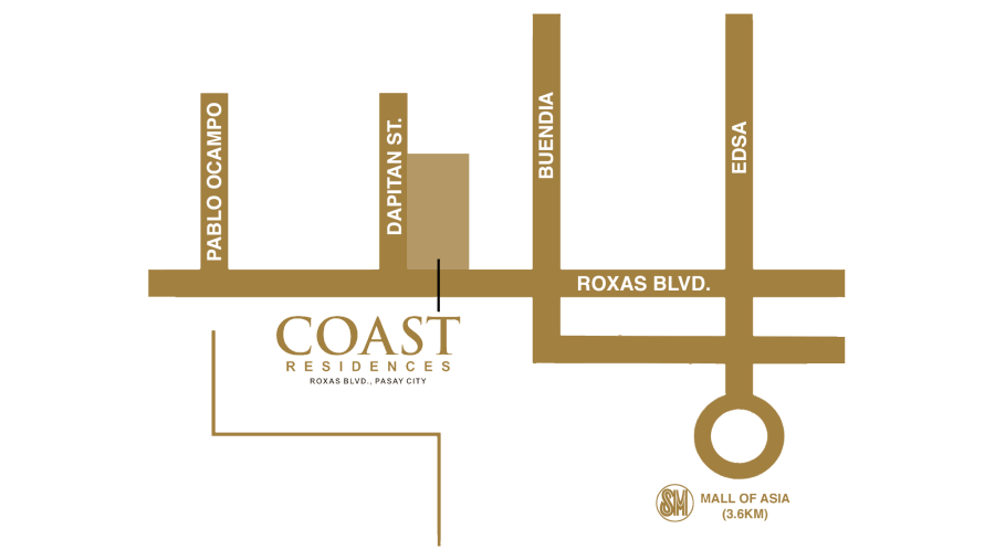 Coast Residences Smdc Properties